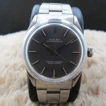 Rolex OYSTER PERPETUAL 1002 Original Grey Dial and Nice Patina