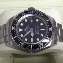 Rolex Sea-Dweller Deepsea116660 44mm Steel Ceramic Box/Paper