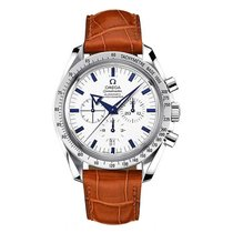 Omega 3851.20.12 Speedmaster broad Arrow Chronograph 42mm...