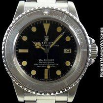 Rolex 1665 Sea-dweller Ghost Bezel
