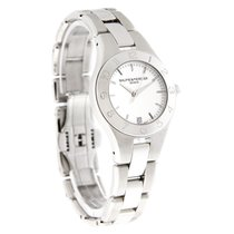 Baume & Mercier Linea Ladies Silver Dial Swiss Quartz...