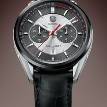 TAG Heuer JACK HEUER EDITION Carrera Chronograph Calibre 1887