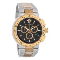 Versace Mystique Sport  Mens Swiss Chronograph Quartz Watch...