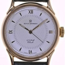 Revue Thommen Mans Wristwatch Cricket Club