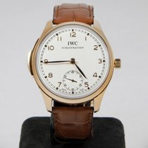 IWC MİNUTE REPEATER ROSE GOLD 500 LİMİTED 2015