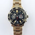 Ulysse Nardin Maxi Marine Diver Chronograph Full Gold
