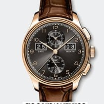 "IWC PORTOGHESE CALENDARIO PERPETUO ""75TH ANNIVERSARY"" 18K"