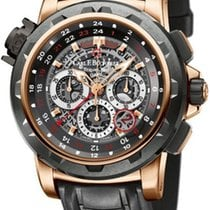 Carl F. Bucherer Carl F.  Patravi Traveltec FourX Chronograph...
