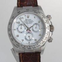 Rolex Daytona White Gold Ref #116519
