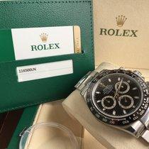 Rolex ++ Daytona ++ 116500LN ++ LC EU ++ BLACK DIAL