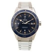 歐米茄 (Omega) Seamaster Titanium Blue Automatic 233.90.41.21.03.001