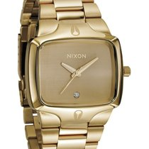 Nixon Player A140-509 Gold Gold Herrenuhr