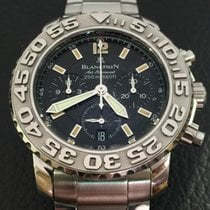 Blancpain Chronograph Fifty Fathoms Air Command stainless steel