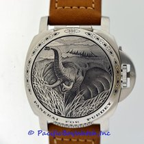 Panerai Luminor Sealand for Purdey PAM00814 Pre-owned