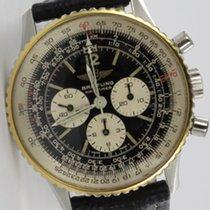 Breitling Navitimer Cosmonaute Stahl / Gold 81600