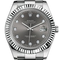Rolex Datejust II Diamonds 41mm