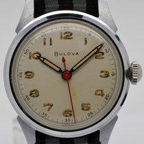 Bulova Vintage Herrenarmbanduhr, 50iger Jahre