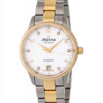 Alpina Comtesse Diamond Automatic Ladies Watch – AL-525APWD3C3B