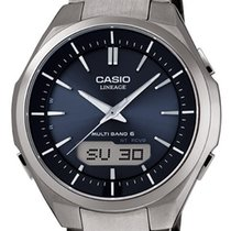 Casio Herrenuhr Funk Solar Titan, LCW-M500TD-2AER