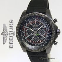 Breitling Bentley B06 GT3 Continental Black Steel Mens Watch...
