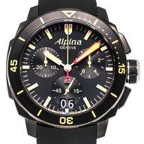 Alpina Seastrong Diver Big Date Chronograph Men's Watch –...