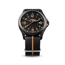 Traser Officer Pro GunMetal Black/Orange