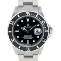 Rolex Submariner 16610 In Acciaio, 40mm