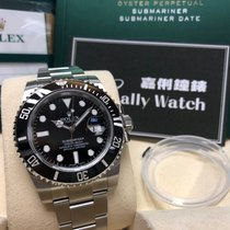 Rolex Cally - 116610LN Black Submariner Date Ceramic Bezel Black