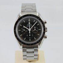 Omega Speedmaster Moonwatch Saphirglas