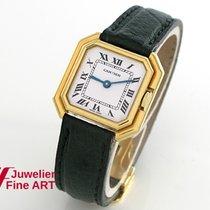 Cartier Ceinture 18K/750 Gelbgold - Handaufzug - 30,9g - Revision
