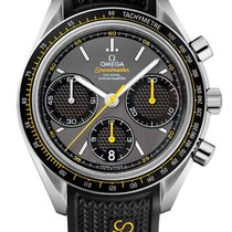 Omega Racing Co-axial Chronograph 40 Mm