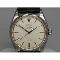 Rolex Serpico y Laino Yr: 1958 Air King Smooth Bezel 5500 34mm
