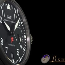 IWC Grosse Fliegeruhr Big Pilot Top Gun 7 Days Keramik/Titan 48mm