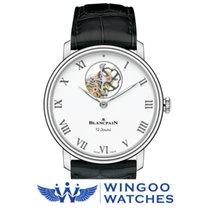 Blancpain TOURBILLON VOLANT UNE MINUTE 12 JOURS Ref. 66240-343...