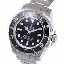 """ロレックス (Rolex) Deepsea Sea-Dweller 3900M Steel 44MM """"G..."""