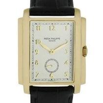 百达翡丽  (Patek Philippe) 5124J 18k  Gold Gondolo Watch