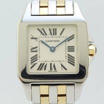 Cartier Santos Demoiselle Quartz Steel-Gold Lady 2701