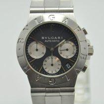 Bulgari Diagono Chronograph Automatic Ref. Ch 35 S Unisex Watch