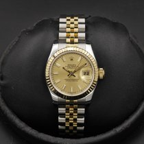 Rolex Datejust 179173 Stainless Steel / Yellow Gold