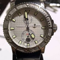 Ulysse Nardin Maxi Marine Diver 43mm White Dial