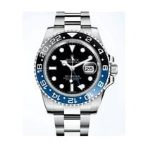 Rolex GMT MASTER II CERAMIC BEZEL BLUE BLACK 116710BLNR