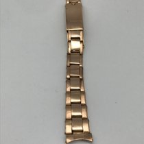 Rolex bracelet riveted / riveté gold or