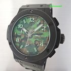 "Hublot Big Bang ""Jungle"" Camouflage Chronograph..."