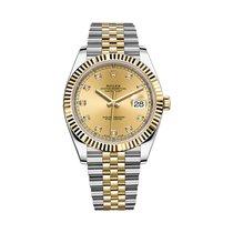 Rolex 116333 Diamond Ivory Dial