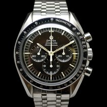 Omega Speedmaster 145022-69 Tropical Brown Dial Holzer Bracelet