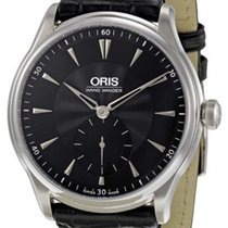 Oris Artelier Hand Winding Small Second 396.7580.4054.LS