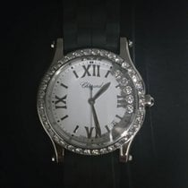 ショパール (Chopard) Ladies Happy Sport Watch, mit 43 Diamanten