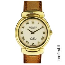 Rolex cellini lady oro 18 kt ref 6621