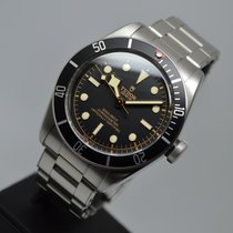 Τούντορ (Tudor) Black Bay Heritage Black Steel Bracelet  FULL...