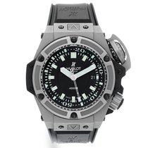 Hublot Men's Musee Oceanographique Monaco Titanium Watch